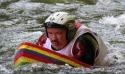 Championnats de France de descente de nage en eau vive dans l'Aude