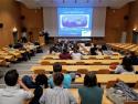 Ecosystemes profonds, territoire improbable de la vie : compte rendu de conference