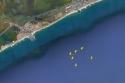 Cantonnement de Porquières à Palavas les Flots