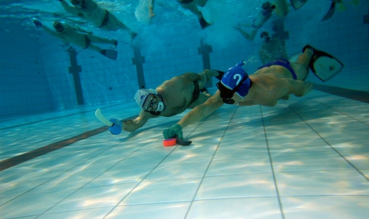 Hockey Sub aquatique