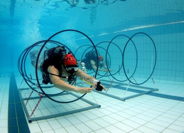 La Plongée Sportive en piscine