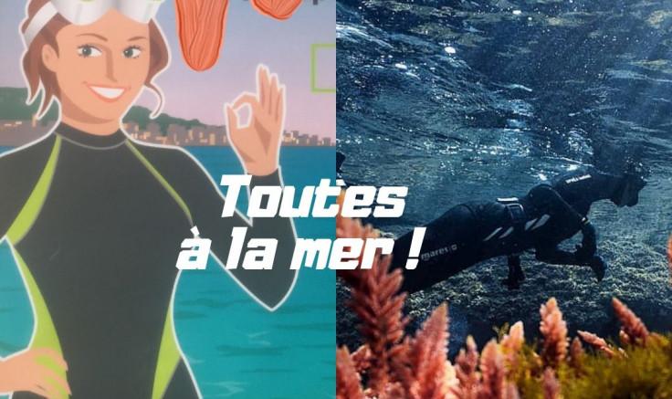 """Opération """"Toutes à la mer"""" 2019"""