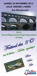 Championnat du Gard photos/vidéos/photorama : Festival des 3 'O'