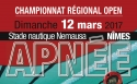 Apnée - Championnat Régional Occitanie PM